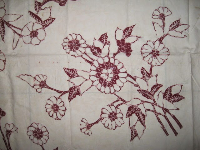 10 Motif Batik Bunga Terbaru Batik Indonesia