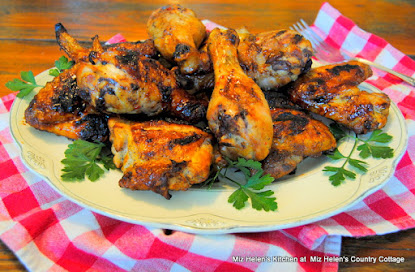 Grilled Pepper Jelly Chicken