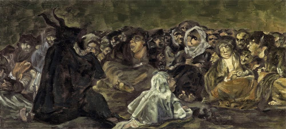 Francisco Goya Famous Paintings