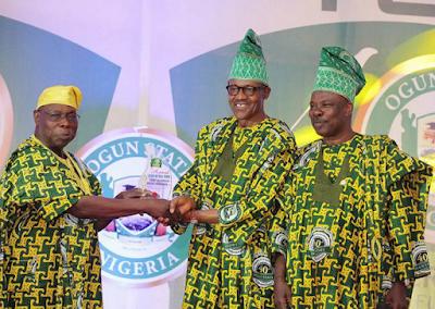 Buhari+Obasanjo