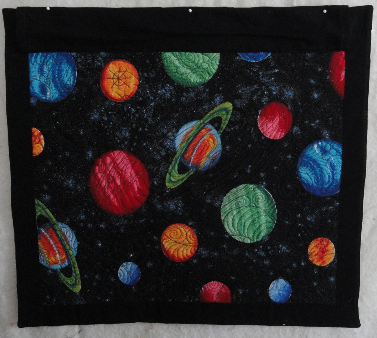 Quilt matters snow crab nebula blogger 39 s quilt festival for Nebula material