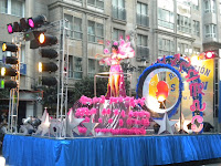 Desfile Carnaval Vigo 2012