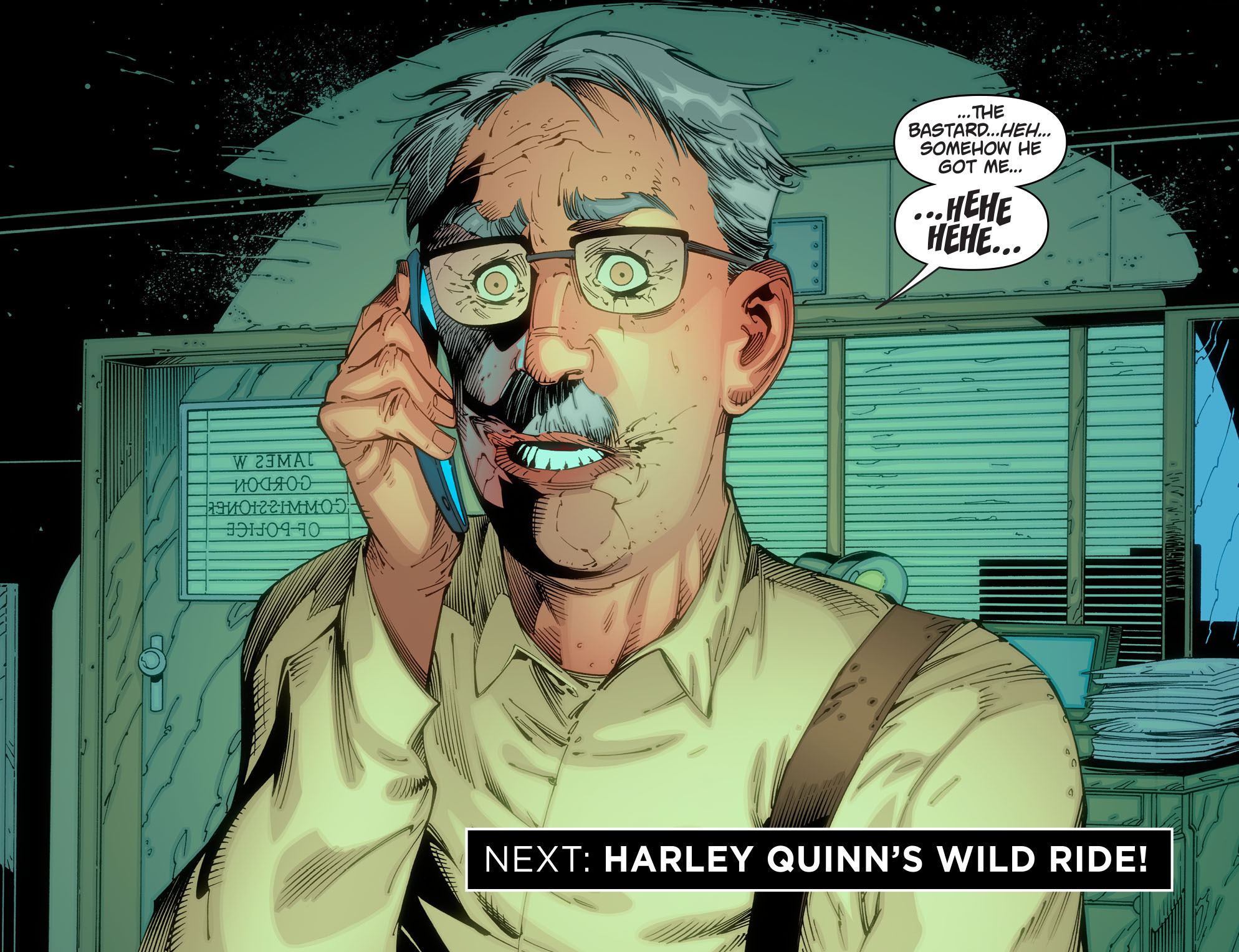 Batman: Arkham Knight [I] Issue #4 #6 - English 22