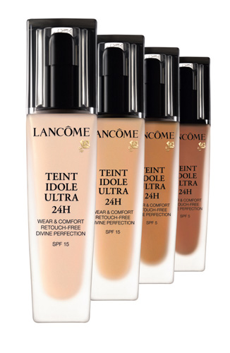 things i love perfect complexion lancome teint idole ultra 24h foundation. Black Bedroom Furniture Sets. Home Design Ideas