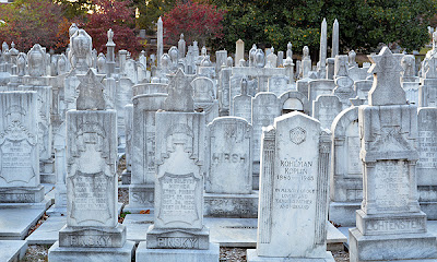 Historic Oakland Cemetery, the Jewish Section