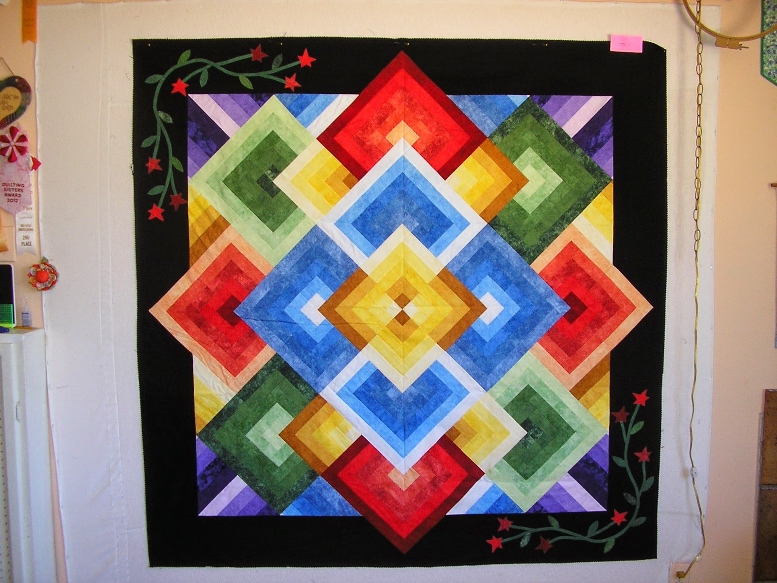 Creative Quilting by Debbie Stanton: Ghost Images : creative quilts - Adamdwight.com