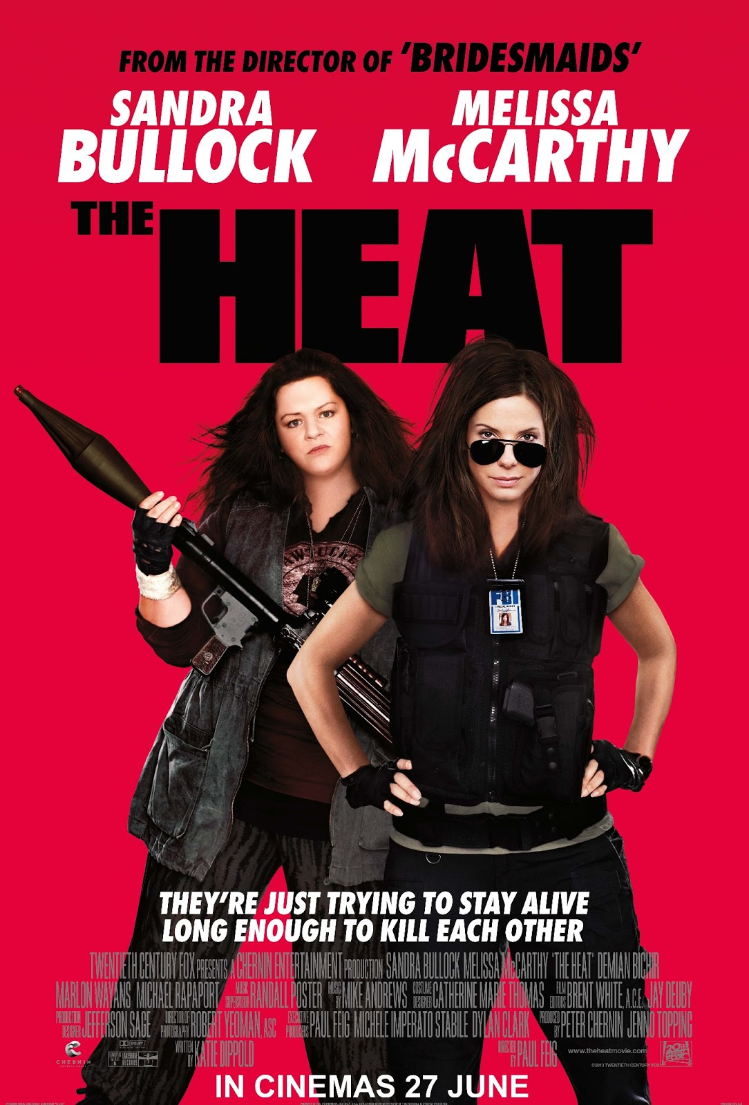 Image result for THE HEAT 2013
