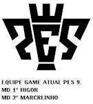 Equipe Game Atual Pes 2009