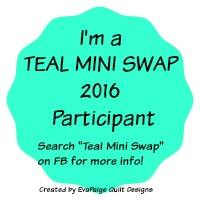 Teal Mini Swap