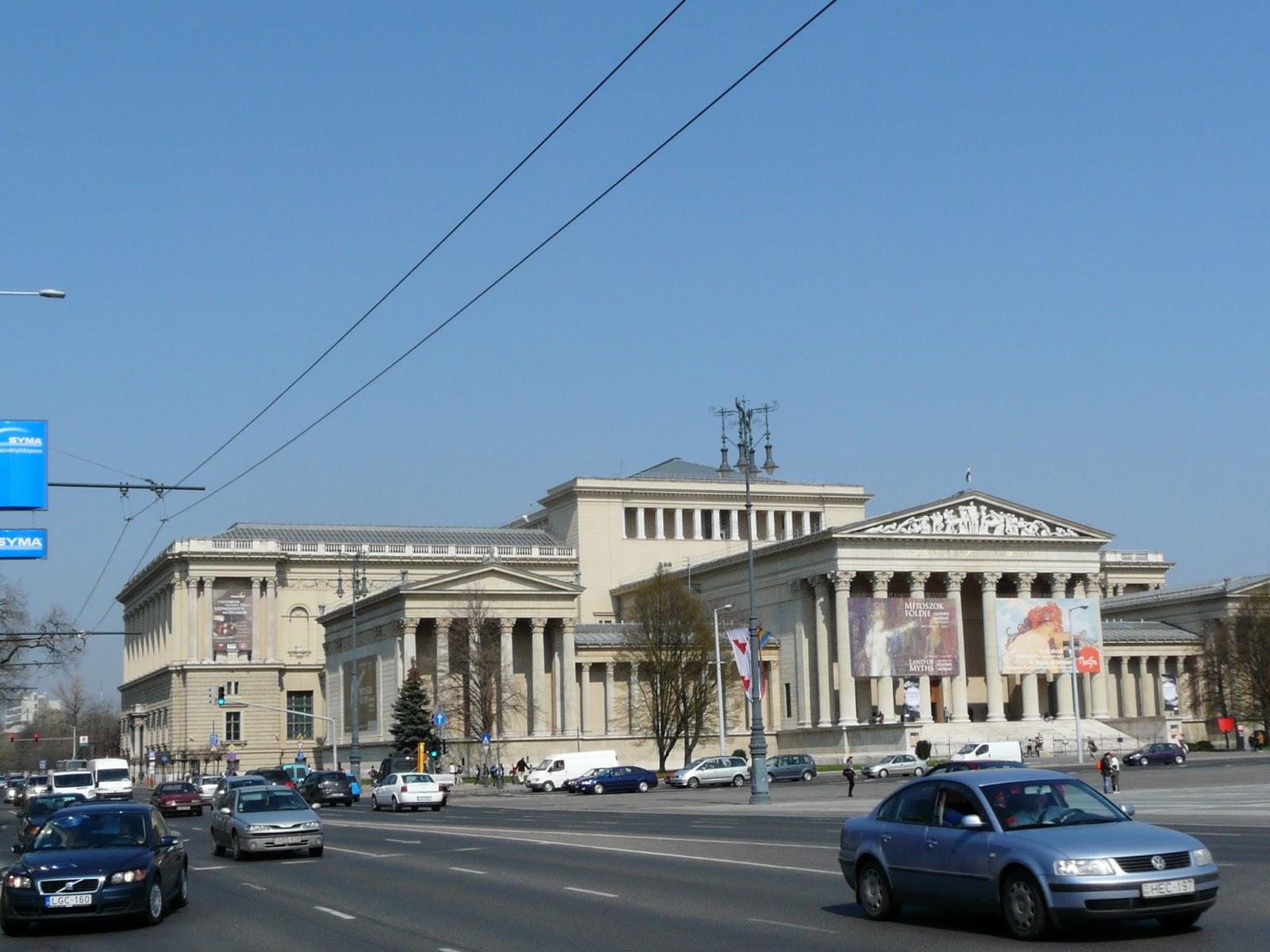Budapest, Museum of Fine Arts