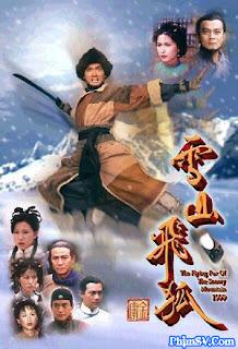 Tuyết Sơn Phi Hồ - The Flying Fox Of The Snowy Mountain