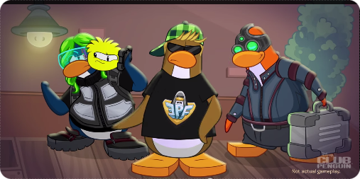 how to become an agent in club penguin 2015