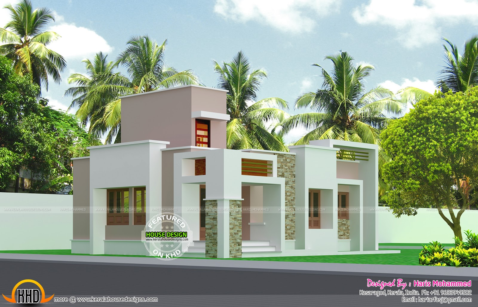 Box Type Low Budget Home Kerala Home Design Bloglovin