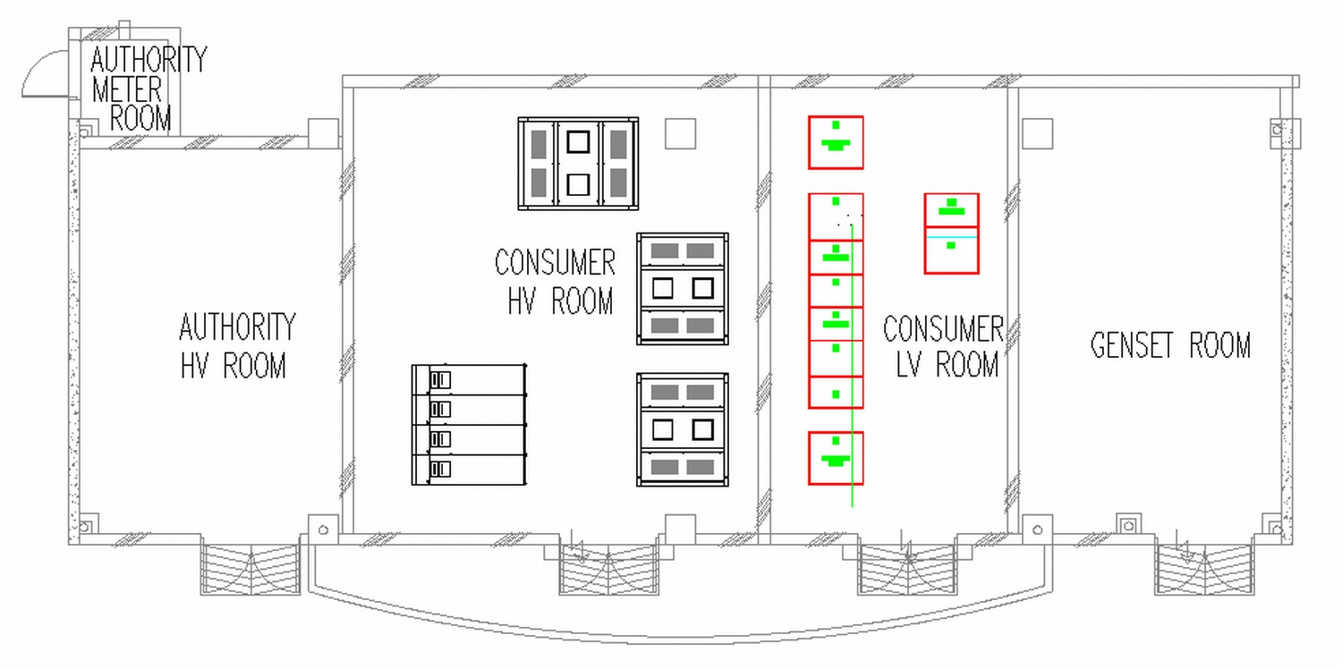 Diagram+1+ +Substation+Room+Layout substation wiring diagram substation layout \u2022 free wiring diagrams electrical diagram for a room at reclaimingppi.co