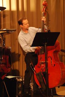 Bassist Fred Randolph