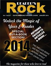 JLB Creatives is a proud sponsor of Reader's Rock Emagazine