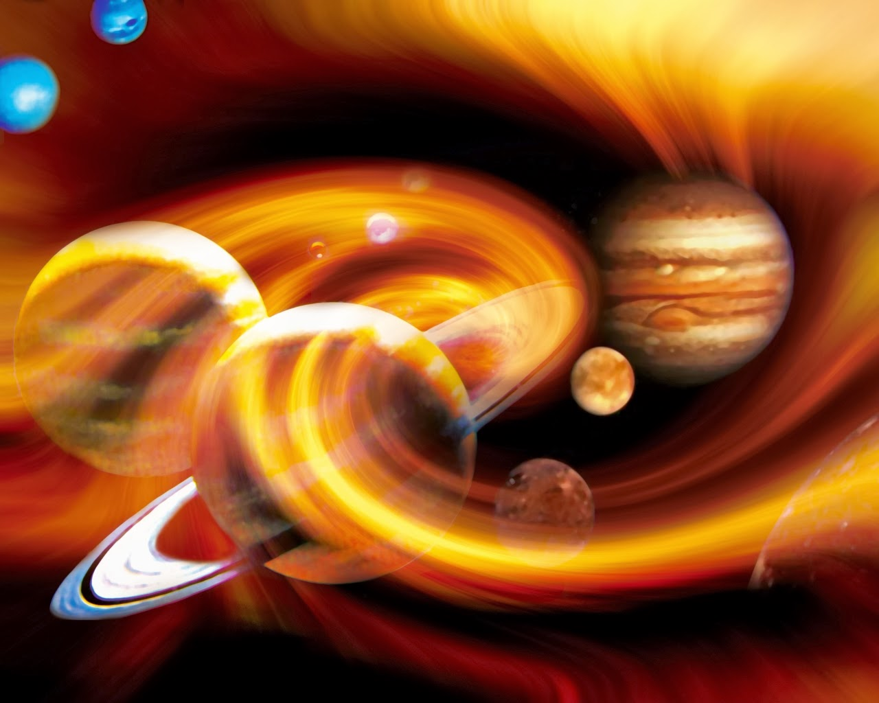 Planets in Retrograde Meaning - Pics about space