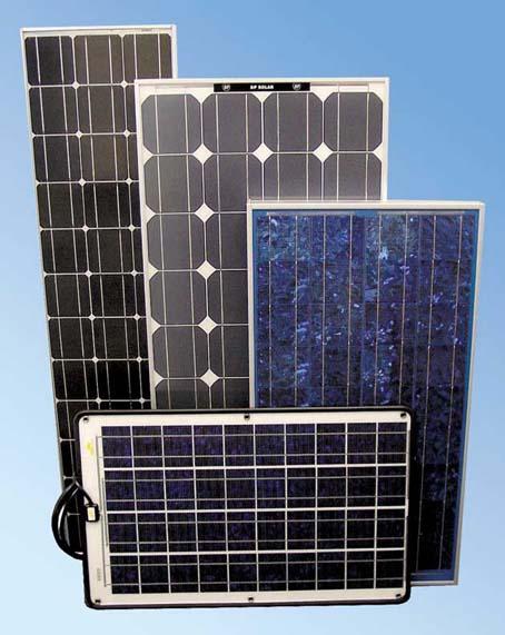 Energia eolica y aerogeneradores qu es un panel solar - Tipos de paneles solares ...