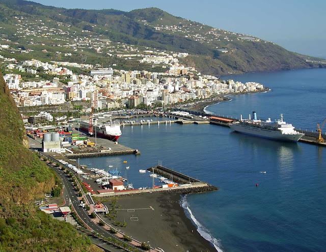 Los cruceros por las Islas Canarias