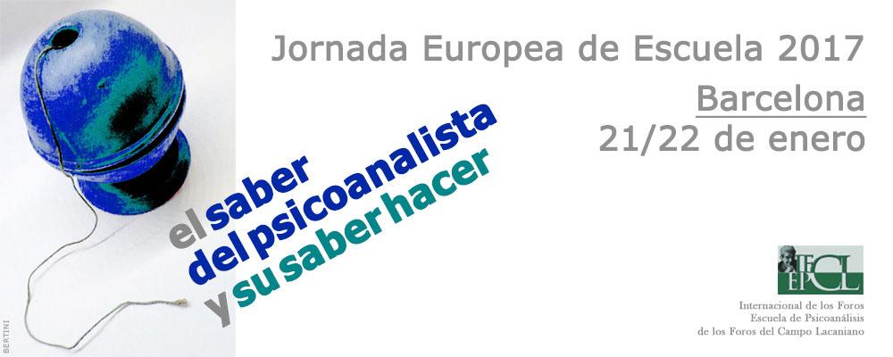 Jornada Europea de Escuela