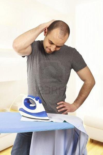 Amar y planchar la ropa - Planchado de ropa ...