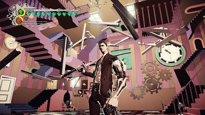 Download Killer is Dead  full crak codex cover screenshot 1