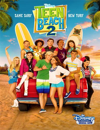 Ver Teen Beach Movie 2 (2015) Online