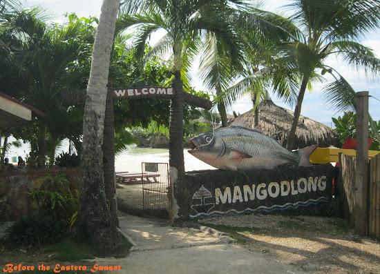 Camotes Island - Mangodlong Resort
