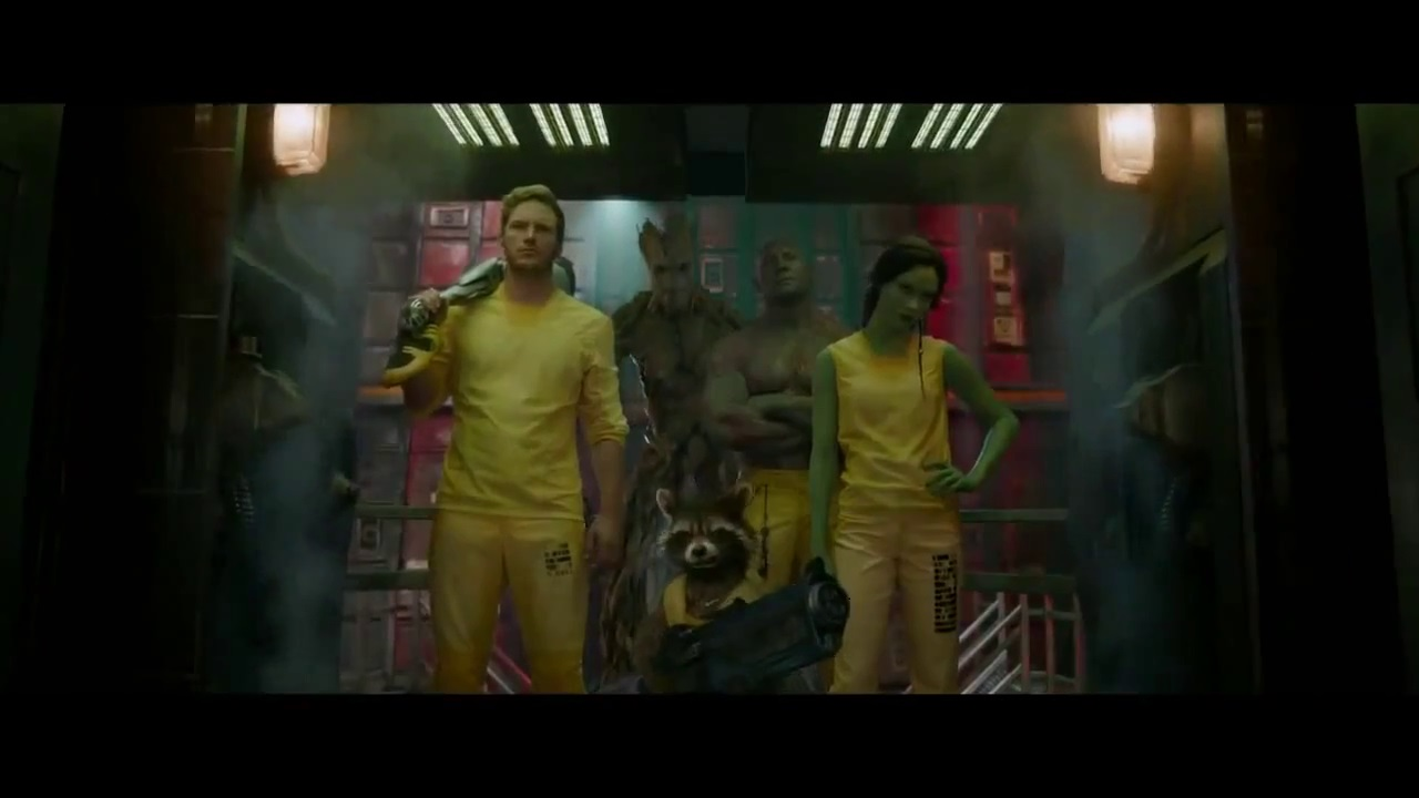 What s the name of the song guardians of the galaxy extended tv