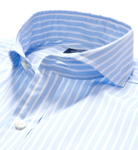 CAMISA PROPER CLOTH SOFT CUTAWAY COLLAR