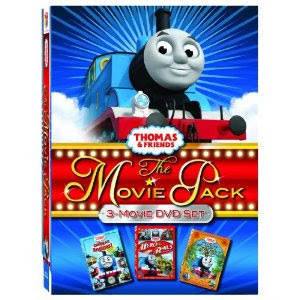 61+GnTiSdqL. SL500 AA300  Thomas & Friends: 3 DVD Movie Set/ Awesome Adventures: Rescue Friends Review and Giveaway!!