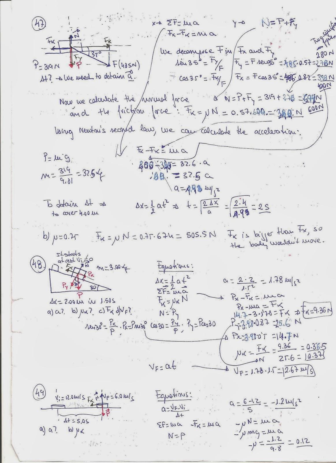 worksheet Chemistry Dimensions 2 Worksheet Solutions worksheet 4 solutions physics and chemistry doctor solutions