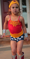 kid wonder woman costume