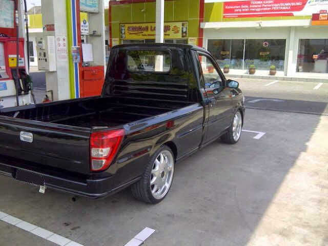 Kumpulan Foto Modifikasi Mobil Kijang Pick Up Terbaru   Modif