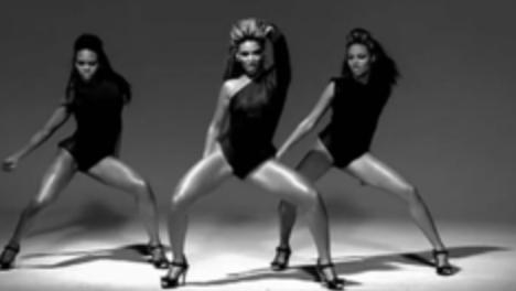 Single ladies music video guy dancer movie