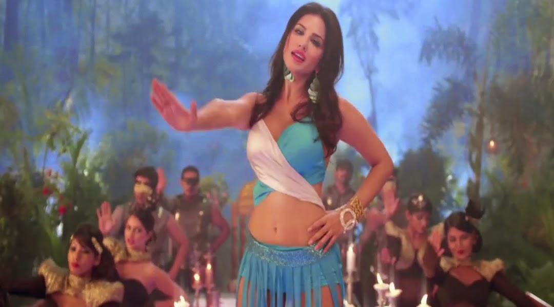 Sunny Leone saying no its an action from her song pink lips hot pics of nude sunny leone bollywood actress unseen