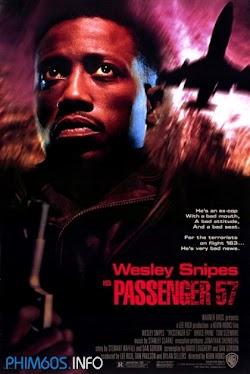 Hành Khách Số 57 - Passenger 57 () Poster