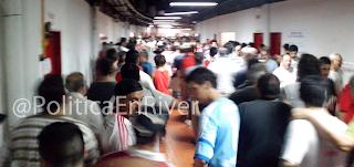 Elecciones 2013, River Plate, River, D'Onofrio, Brito, Patanian, Caselli