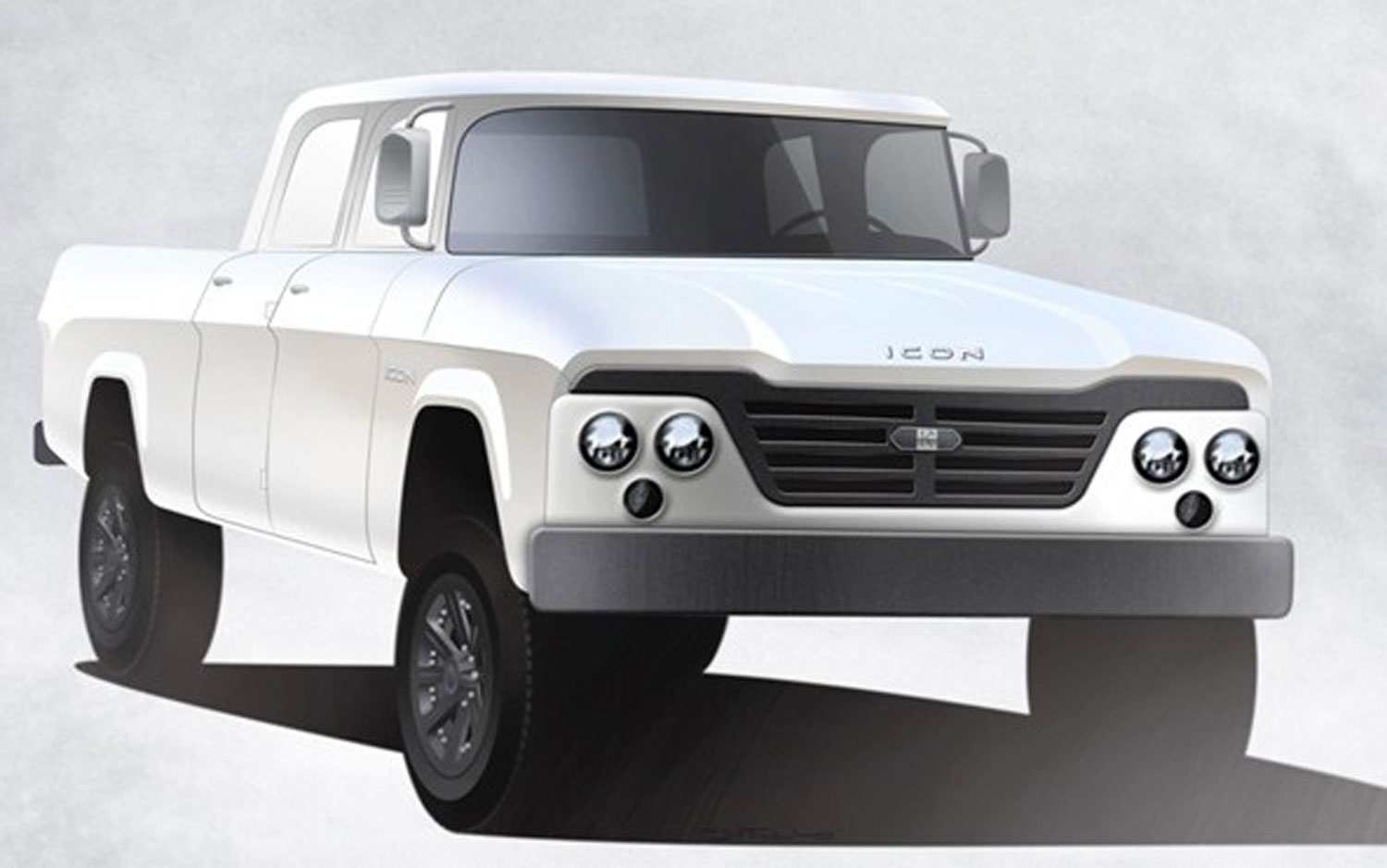 Cars Model 2013 2014 Icon Dodge D200 Pickup