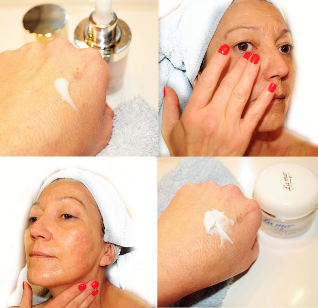 Gesichtspflege reife Haut
