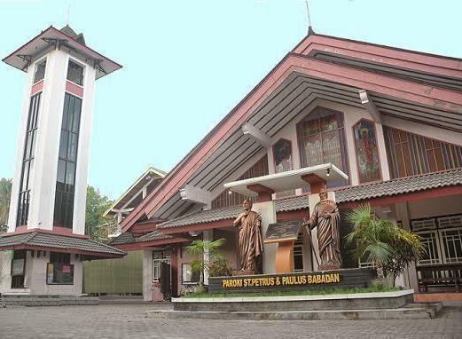 Paroki St. Petrus dan Paulus Babadan