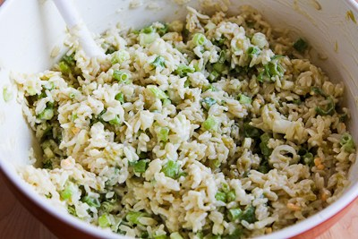 Spicy Slow Cooker Rice Casserole with Green Chiles, Green ...
