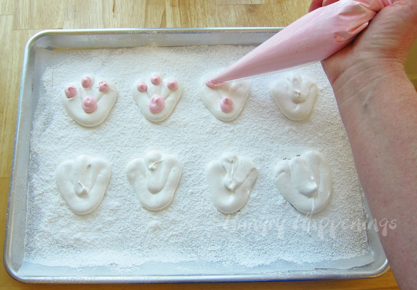 Catch Peter Cotton Tail Hopping Down The Bunny Trail! These Homemade  Marshmallow Easter Bunny Paws