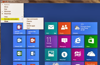 Remote Desktop Windows 8 soon will be App Store