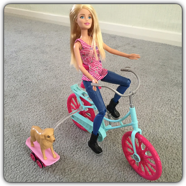 barbie spin n ride