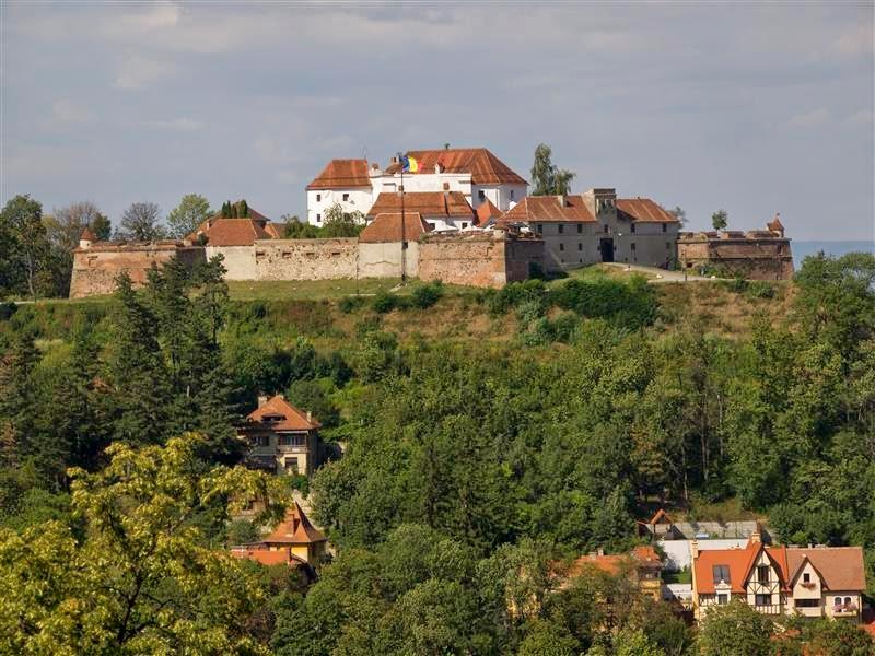 Fortaleza de Brașov