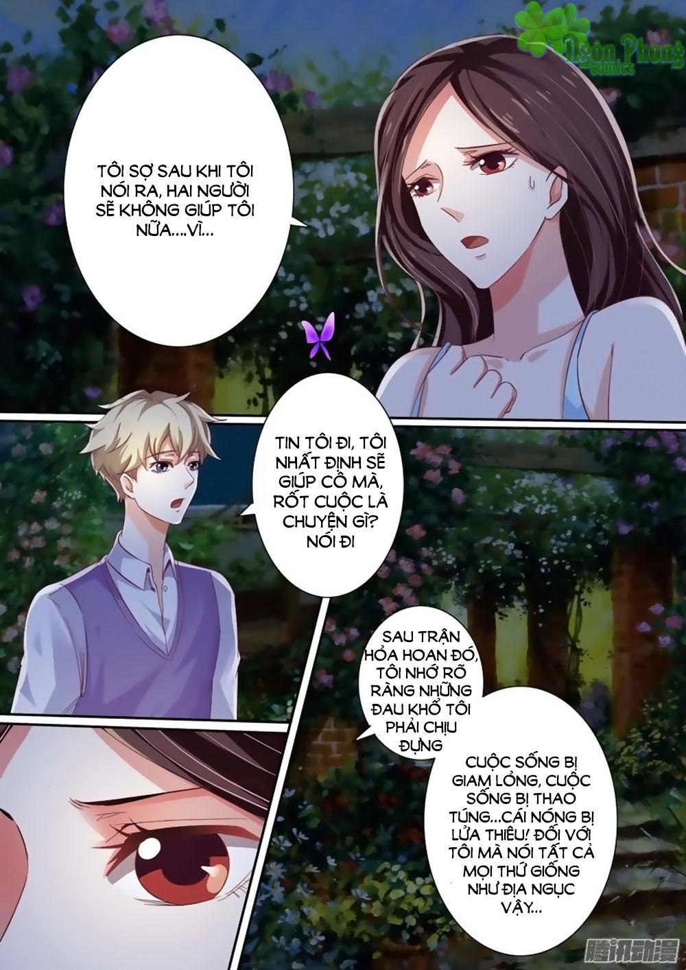 Hào Môn Tiểu Lão Bà – Chap 37