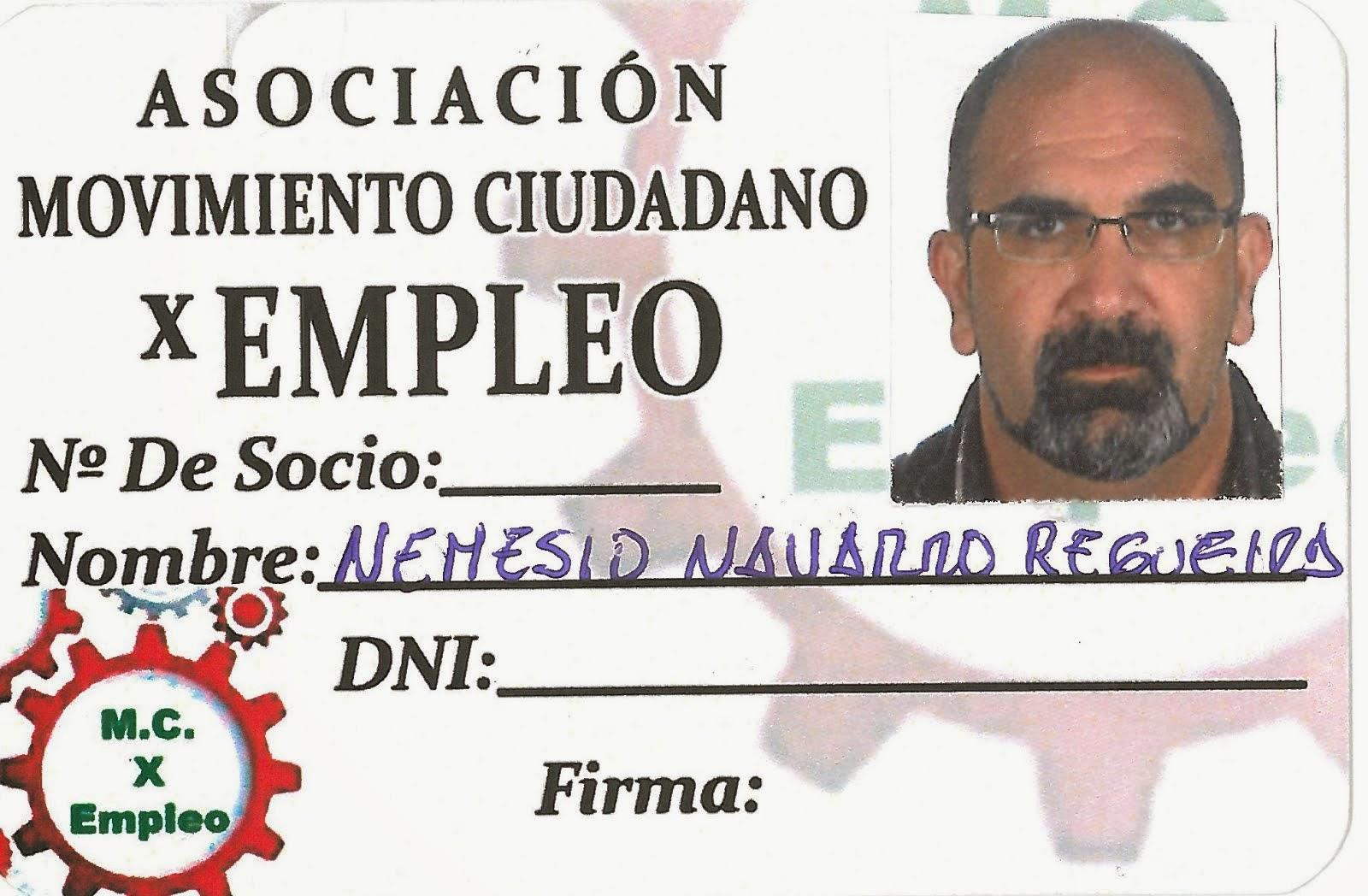 NEMESIO NAVARRO NOGUEIRA