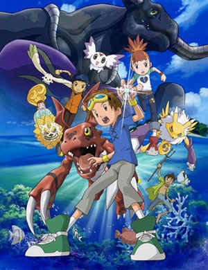 Digimon Movie 5 - Island of Lost Digimon