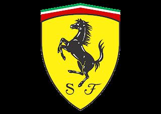 Ferrari GES Logo Vector  download free